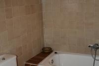 El cuarto de bany del pis de dalt