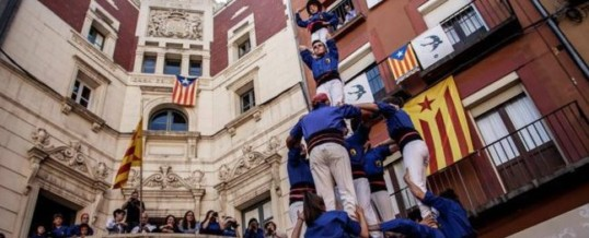 """Culture of the territory, """"els Castellers"""""""